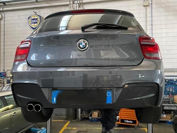 Manutenzione-cambio-automatico-BMW-Modena